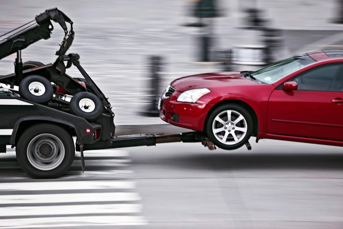 cheap towing in san Francisco